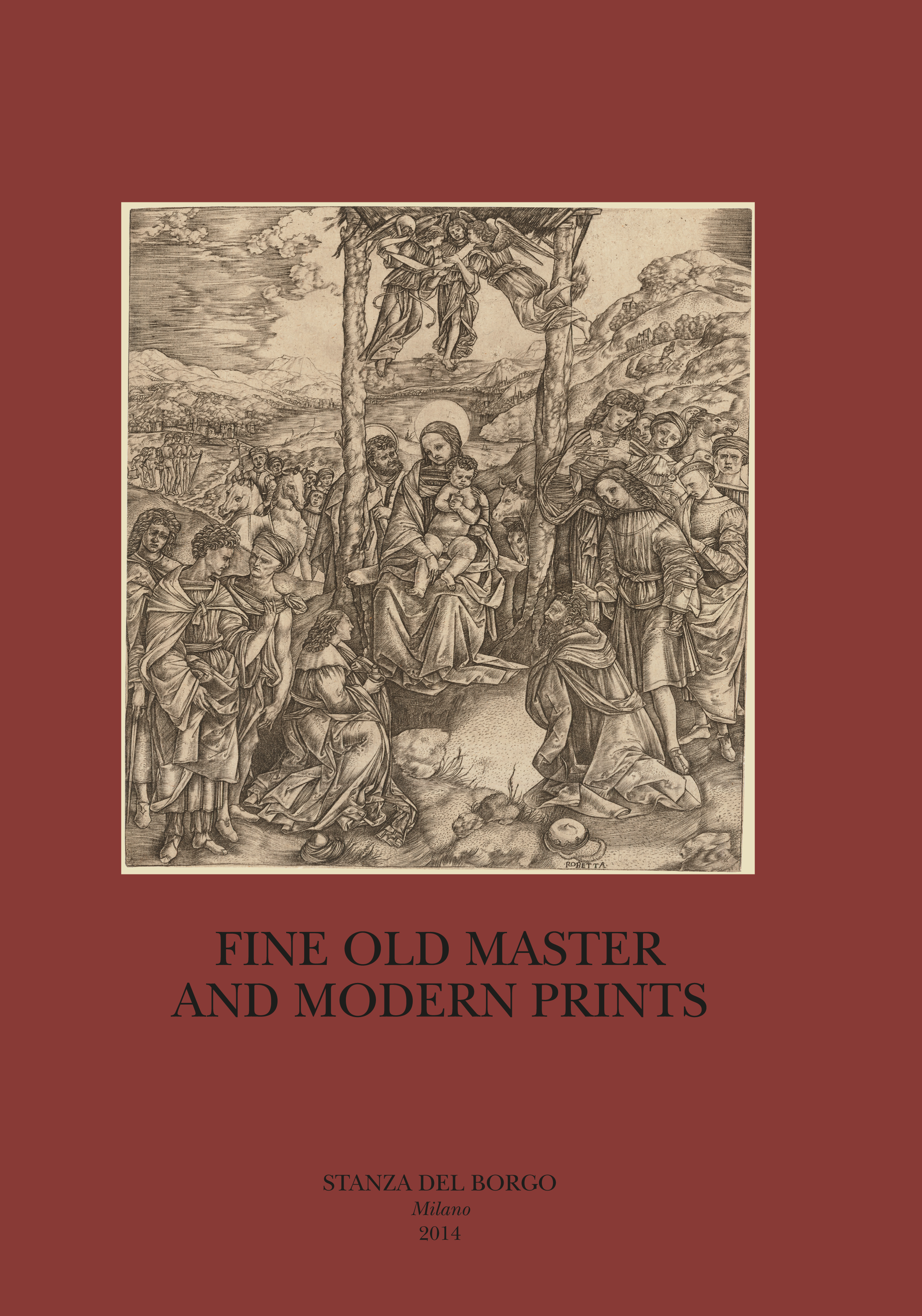 Fine Old Master and Modern Prints 2014