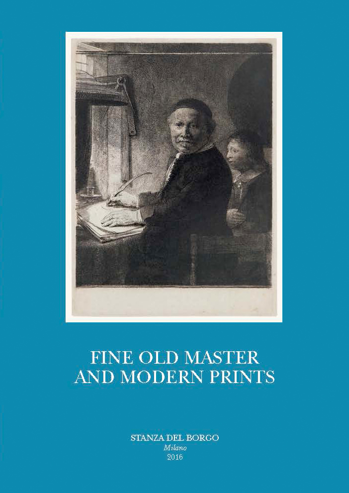 Fine Old Master and Modern Prints 2016