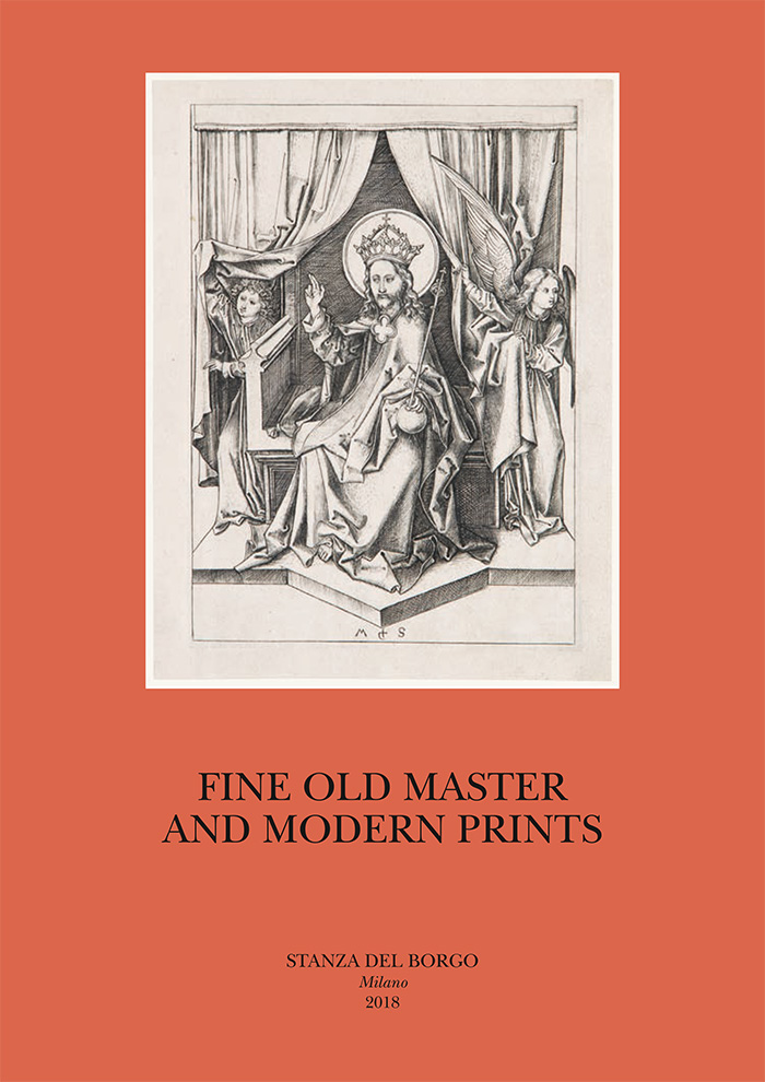 Fine old Master and modern prints 2018