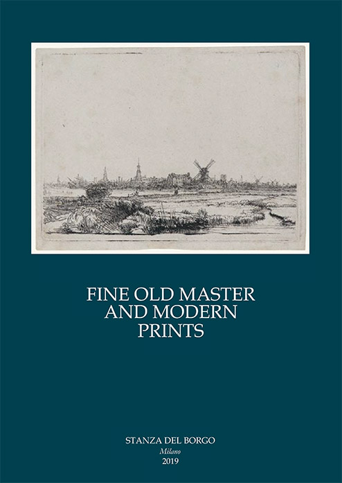 Fine old Masters and modern prints 2019